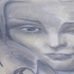 70 x 100 cm Pastel